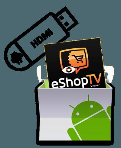 Te instalamos eshoptv a tu monitor o TV